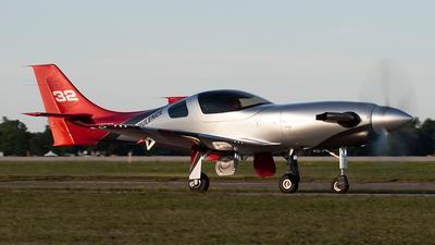 N707MM - Lancair Legacy 2000 - Private