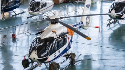 37002 - Airbus Helicopters H135 - China - Shandong Municipal Public Security Bureau Police Aviation Force