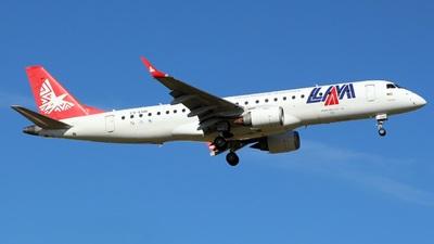 C9-EMB - Embraer 190-100IGW - Linhas Aéreas de Moçambique (LAM)