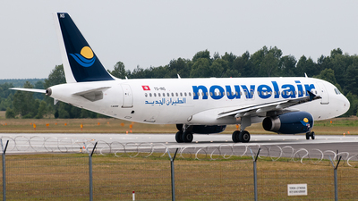 TS-INS - Airbus A320-232 - Nouvelair