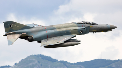 01501 - McDonnell Douglas F-4E Phantom II - Greece - Air Force