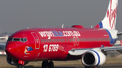 VH-VOL - Boeing 737-8FE - Virgin Blue Airlines