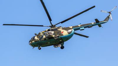 26 - Mil Mi-8MT Hip - Belarus - Air Force