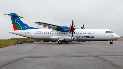 F-HOPA - ATR 72-212A(600) - US-Bangla Airlines