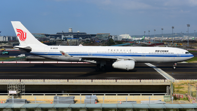 B-6525 - Airbus A330-343 - Air China