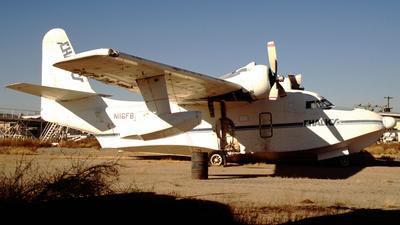 N116FB - Grumman HU-16A Albatross - Chalk's Ocean Airways