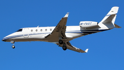 M-FAST - Gulfstream G150 - Private