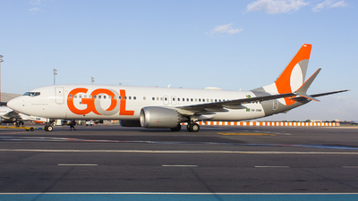 A picture of PRXMB - Boeing 737 MAX 8 - GOL Linhas Aereas - © Rafael Costa / PSW Aviation