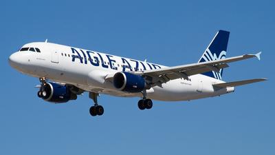 F-HBIB - Airbus A320-214 - Aigle Azur