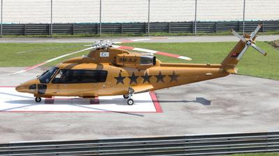 9M-SJI - Sikorsky S-76B - Sultan of Johor