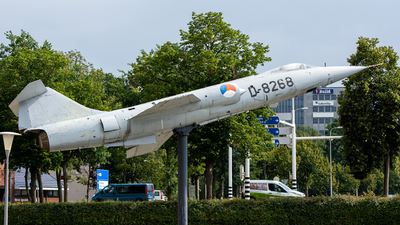 D-8268 - Lockheed F-104G Starfighter - Netherlands - Royal Air Force