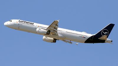 A picture of DAIDE - Airbus A321231 - Lufthansa - © Javier Rodriguez - Amics de Son Sant Joan