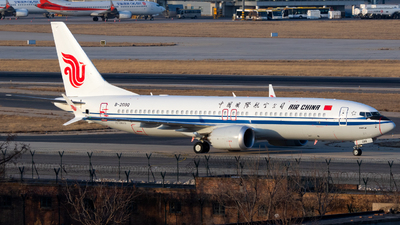 B-209Q - Boeing 737-8 MAX - Air China