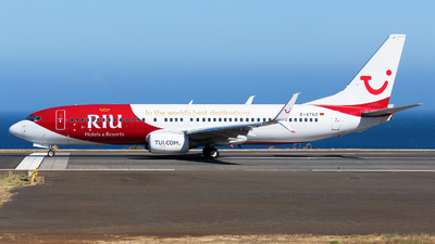D-ATUZ - Boeing 737-8K5 - TUI