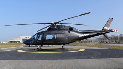 HB-ZKO - Agusta A119 Koala - HeliLausanne