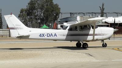 4X-DAA - Cessna 172S Skyhawk SP - Private