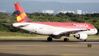 N401AV - Airbus A320-214 - Avianca