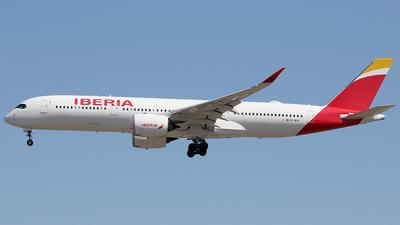 A picture of ECMYX - Airbus A350941 - Iberia - © Jorge Medina Mediavilla