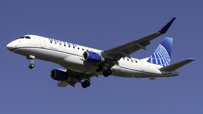 A picture of N622UX - Embraer E175LL - United Airlines - © Kerrigan_Aviation_NJ