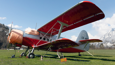 LY-ABY - PZL-Mielec An-2 - Private