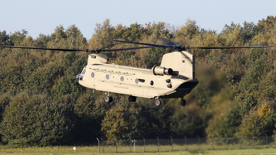 14-08169 - Boeing CH-47F Chinook - United States - US Army
