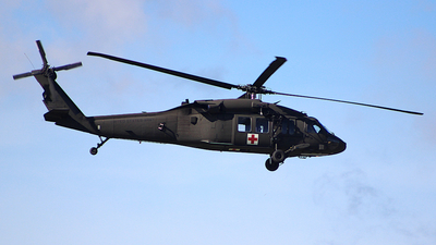 92-26409 - Sikorsky UH-60L Blackhawk - United States - US Army