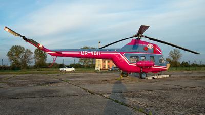 UR-VBH - PZL-Swidnik Mi-2 Bazant - Motor Sich Airlines