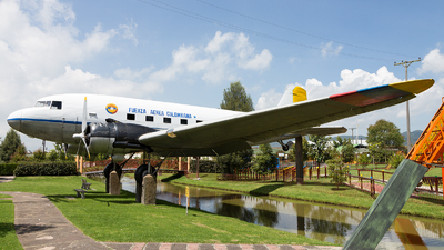 PT-KUC - Douglas C-47-DL Skytrain - Colombia - Air Force