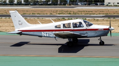 N75274 - Piper PA-28-151 Cherokee Warrior - Private