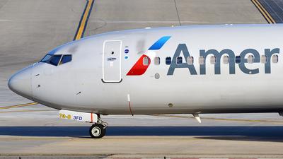 N826NN - Boeing 737-823 - American Airlines