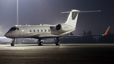 N888DC - Gulfstream G450 - Private