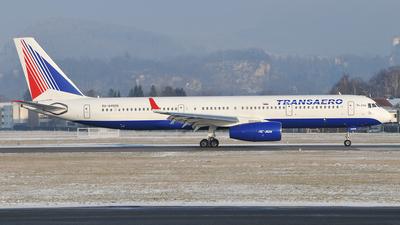 RA-64509 - Tupolev Tu-214 - Transaero Airlines