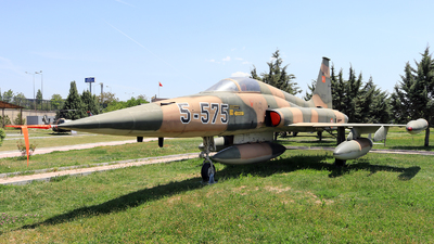 65-10575 - Northrop F-5A Freedom Fighter - Turkey - Air Force