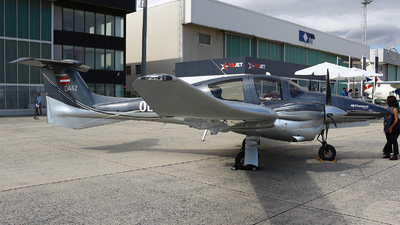 OE-FSB - Diamond Aircraft DA-62 - Diamond Aircraft Industries