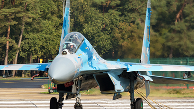 71 - Sukhoi Su-27P Flanker - Ukraine - Air Force