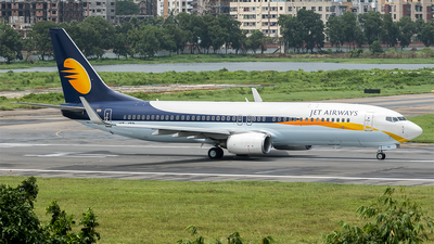 VT-JTD - Boeing 737-8Q8 - Jet Airways