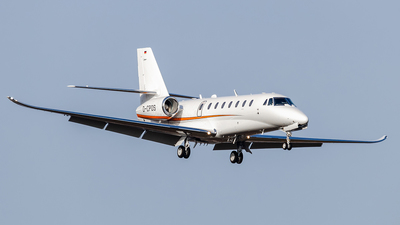D-CPOS - Cessna 680 Citation Sovereign Plus - Private