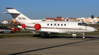 CS-DRL - Raytheon Hawker 800XP - NetJets Europe