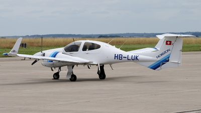 HB-LUK - Diamond DA-42 Twin Star - Horizon International Flight Academy