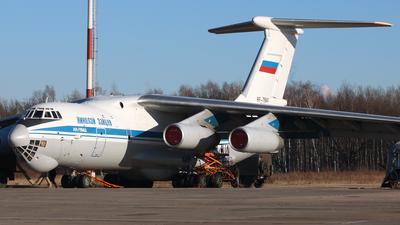 RA-76641 - Ilyushin IL-76MD - Russia - Air Force
