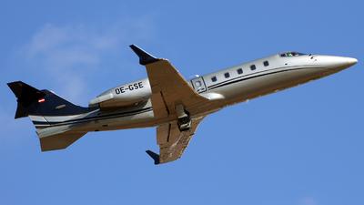 OE-GSE - Bombardier Learjet 60 - Private