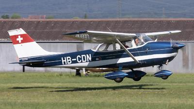 HB-CDN - Reims-Cessna F172H Skyhawk - Private