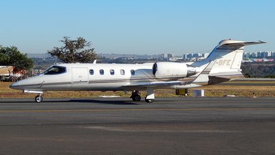 LV-BFE - Bombardier Learjet 31A - Private