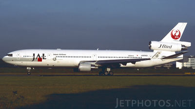 JA8582 - McDonnell Douglas MD-11 - Japan Airlines (JAL)
