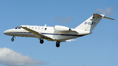D-CLAT - Cessna 525B CitationJet 3 - Private