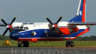 RA-26675 - Antonov An-26KPA - KAPO Aviakompania