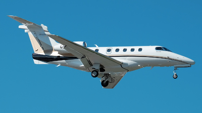 A picture of GKRBN - Embraer Phenom 300 -  - © Marcello Galzignato - Tuscan Aviation
