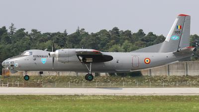 1105 - Antonov An-30 - Romania - Air Force