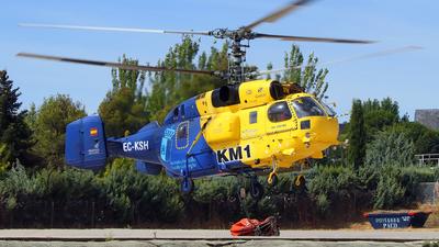 EC-KSH - Kamov Ka-32-11BC - Pegasus Aviación