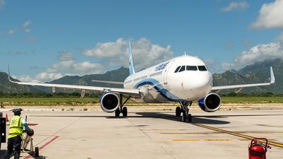 XA-ZEN - Airbus A321-211 - Interjet